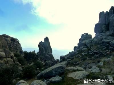 Sierra de la Cabrera - Pico de la Miel; viajes de montaña; viajes diciembre